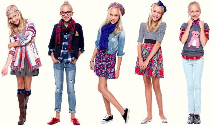 Самые модные девочки 13 лет 149