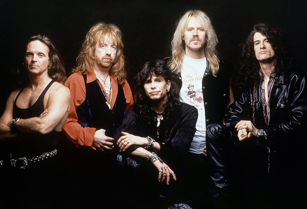 a history and analysis of the american rock band aerosmith