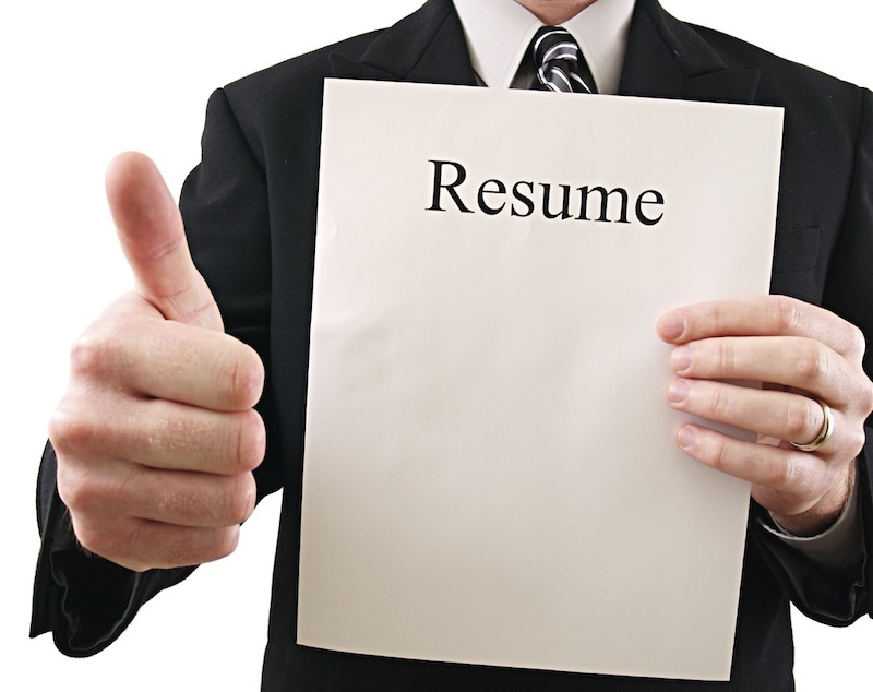 5 rules for building a great resume pongo