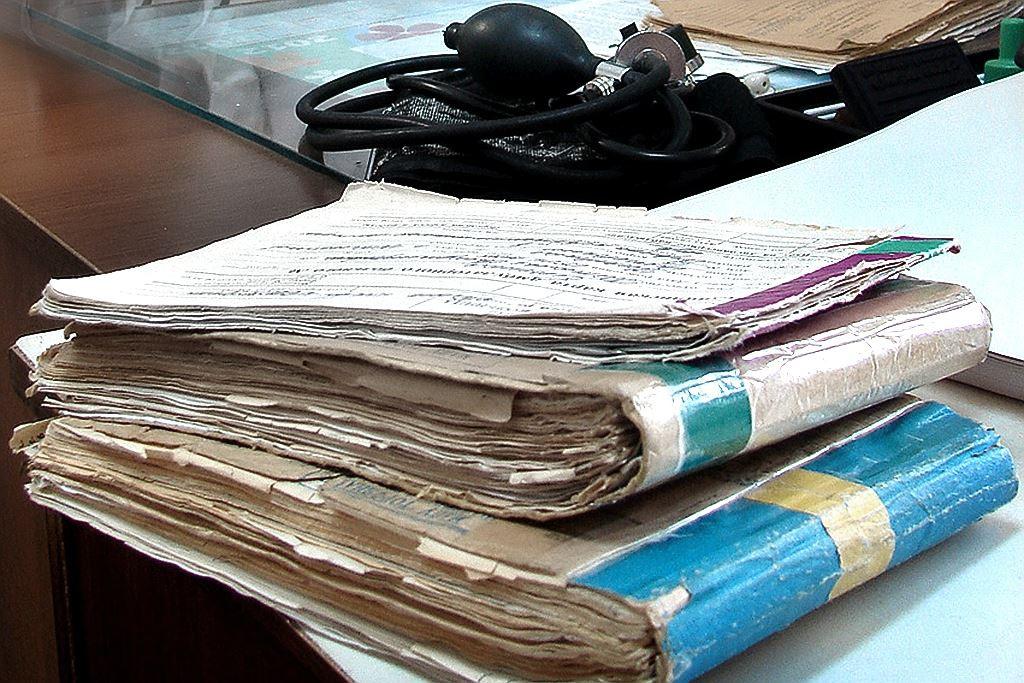 Отчет работы старшей медсестры участковой службы поликлиники на категорию