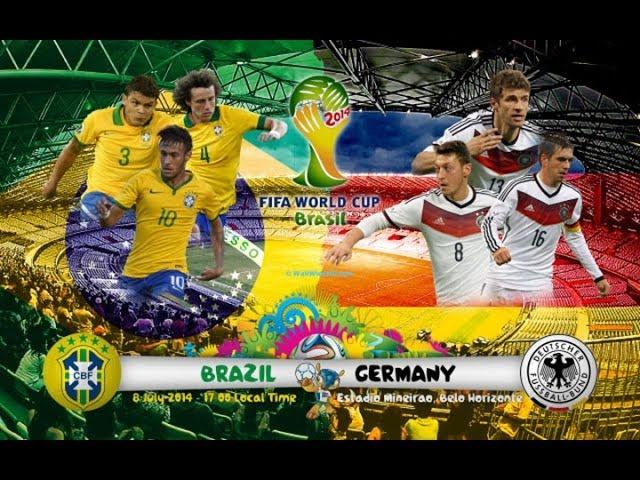 матч онлайн германия прогноз бразилия