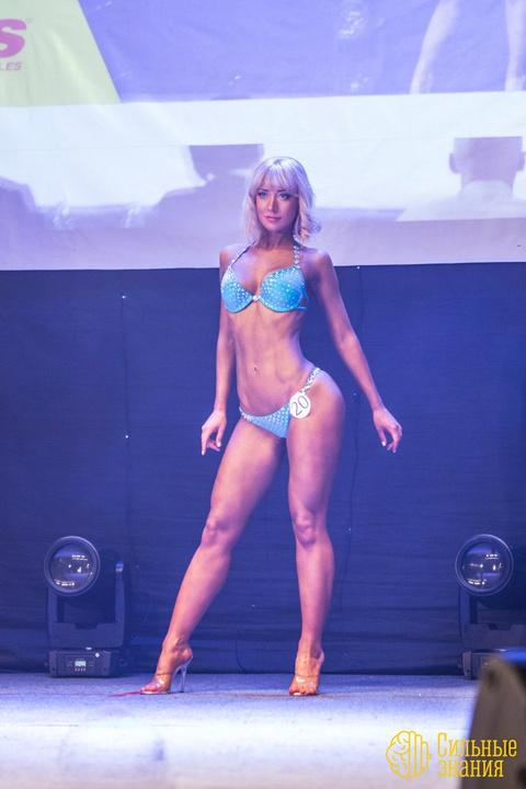 Фото знаменитых спортсменок в бикини — photo 15