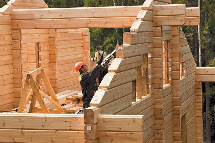 ВКировской области собрались развивать деревянное домостроение