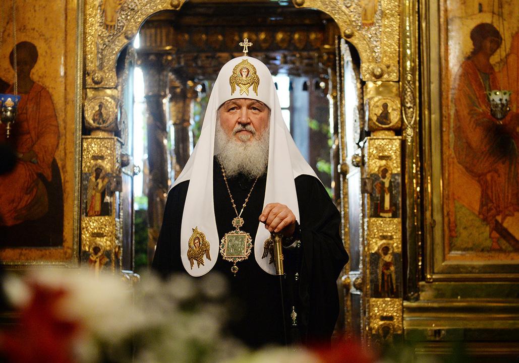 Сегодня в Киров приезжает патриарх Кирилл на улицы выведеныльные наряды полиции