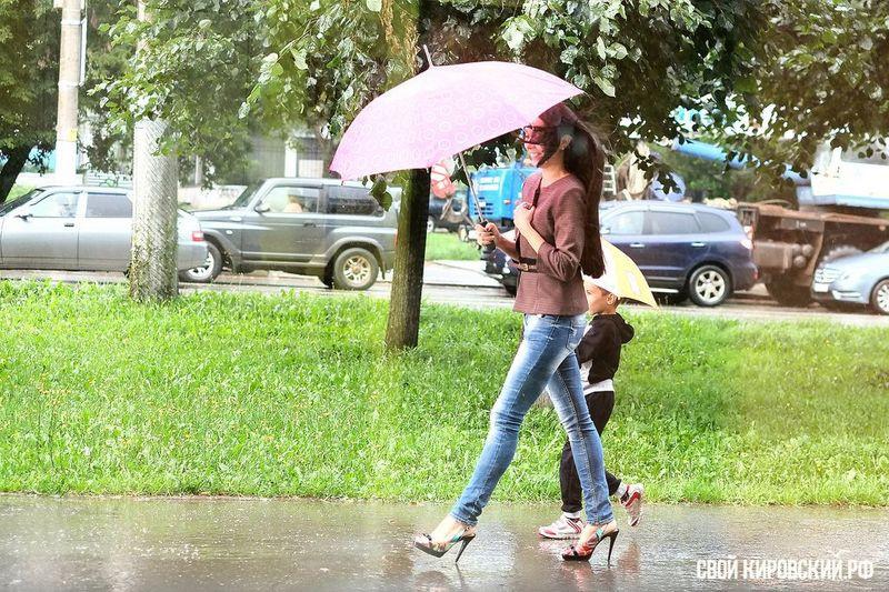 Погода ввыходные вБашкирии: будет жарко идождливо