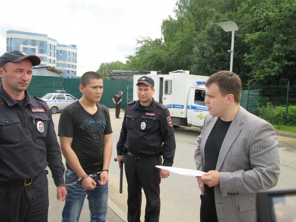 Суд приговорил уроженца Киргизии к12 годам заподготовку теракта