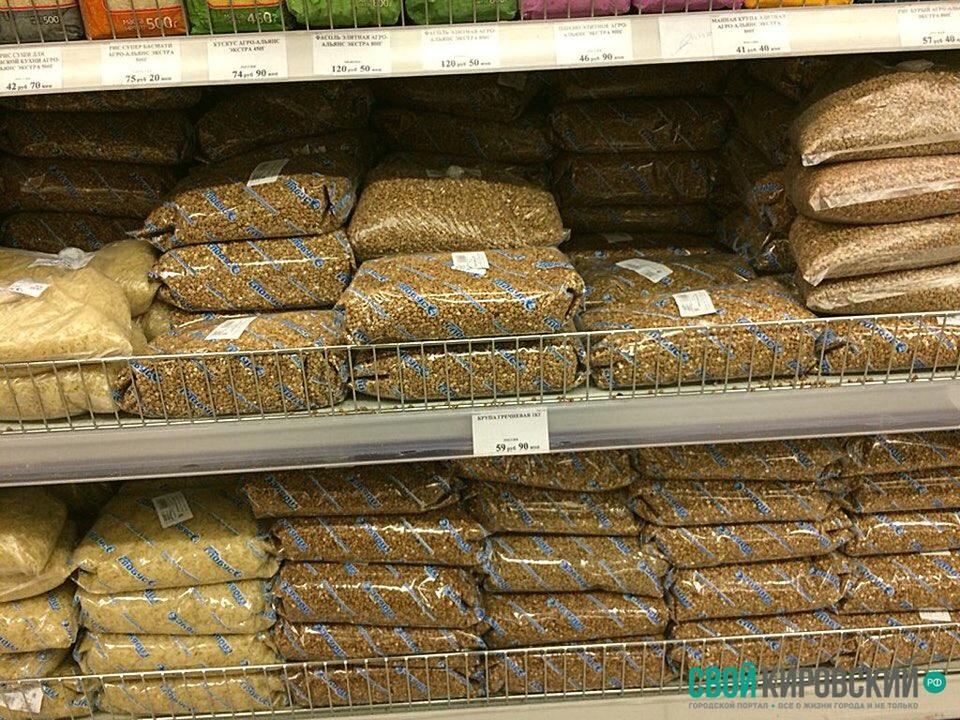 ВКировской области назвали товары, накоторых больше всего отразилась инфляция