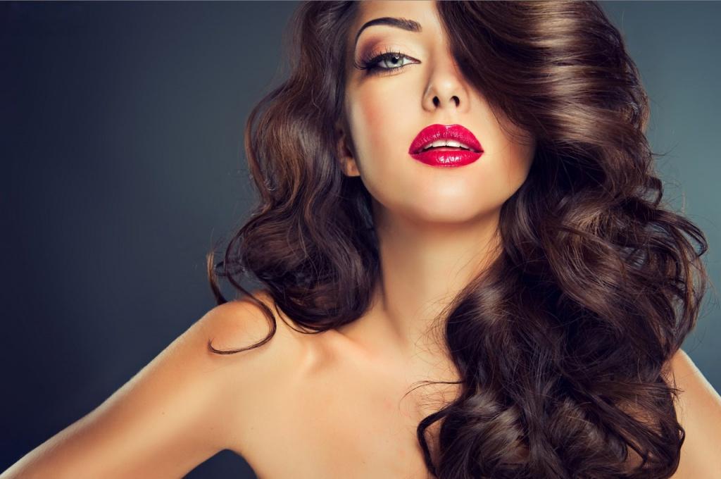 Красивые макияжи и прически