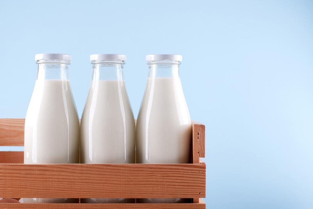болгарии картинки с бутылками молока известно, что