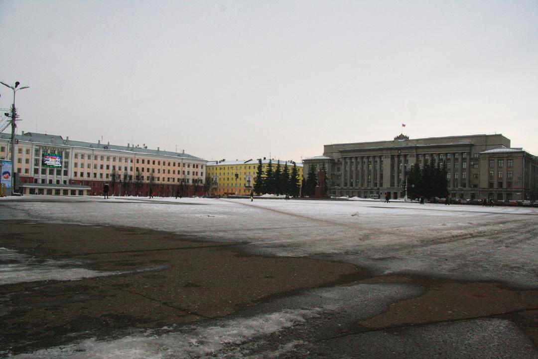 Вадминистрации поведали, как украсят Театральную площадь кНовому Году
