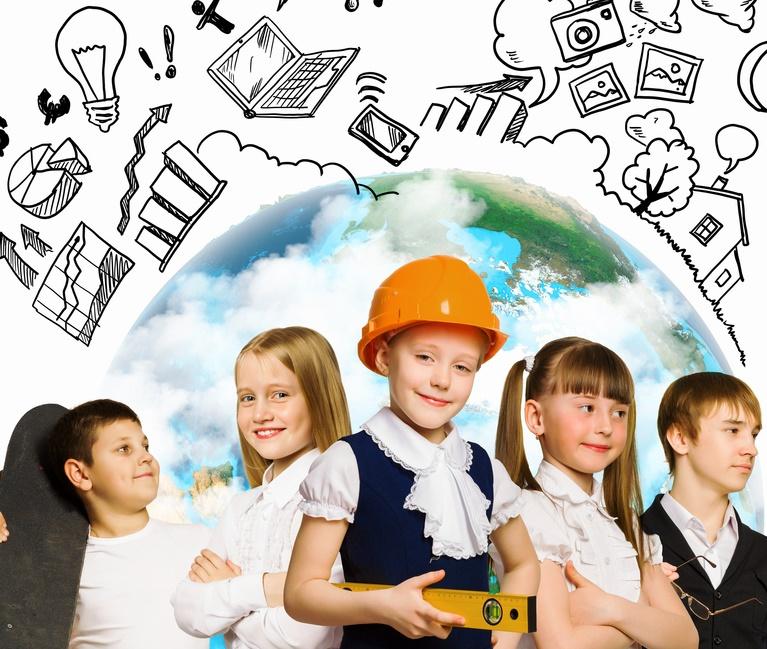 профориентация в начальной школе в картинках некоторые