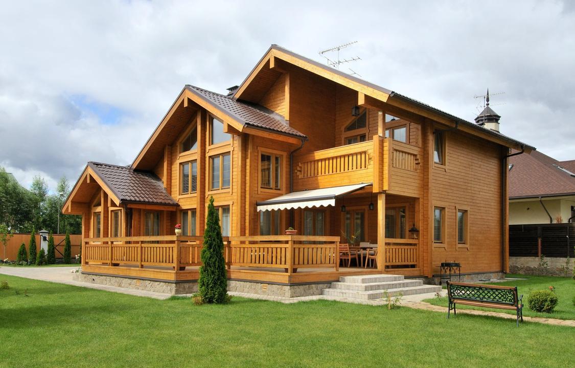 Дома из клееного бруса: преимущества и недостатки рекомендации