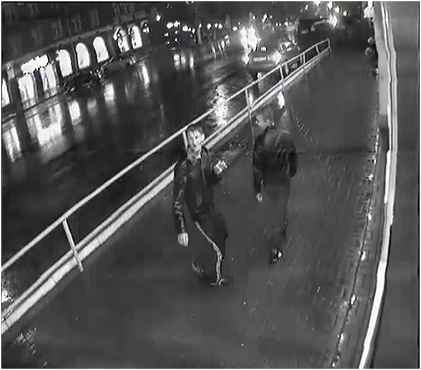 Ограбление учительницы наМосковской вКирове попало навидео