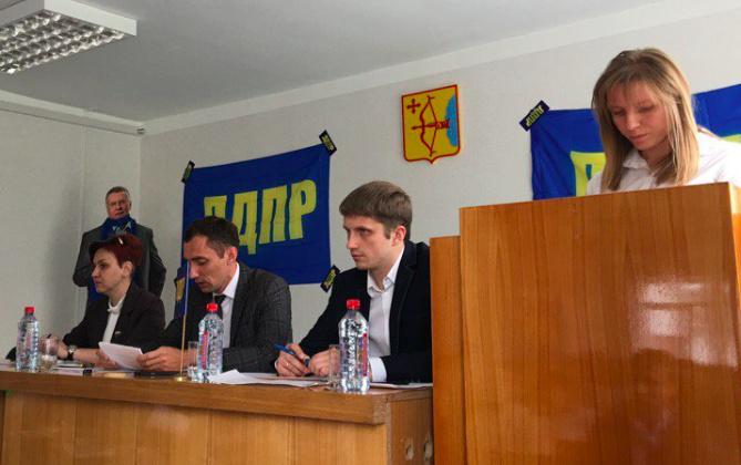 Жириновский возглавил список ЛДПР навыборы вудмуртский парламент