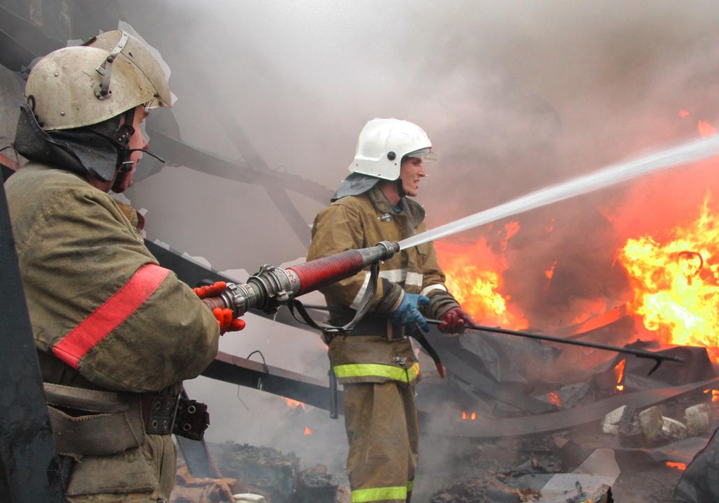 Обстановка с пожарами за 1 полугодие 2018 года