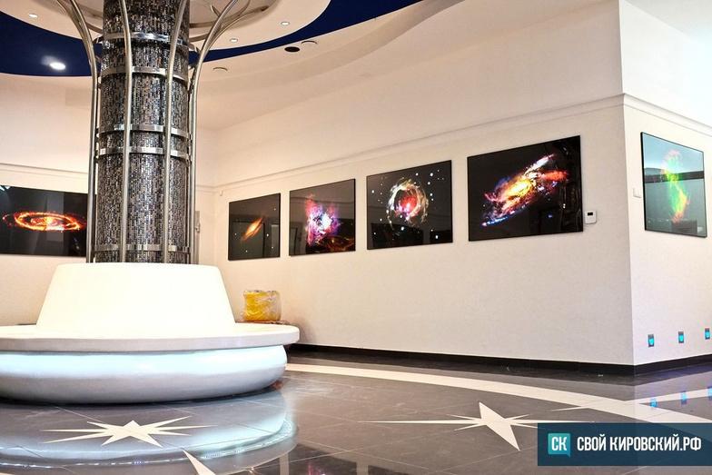 Стала известна цена посещения Детского космического центра