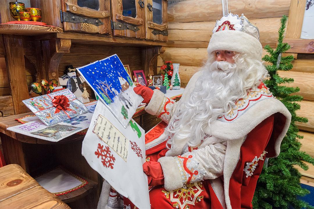 ВПензе свита Деда Мороза проверит готовность его домика кНовому году