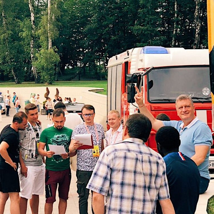 Рязанская команда получила президентский приз на«Голосящем КиВиНе»