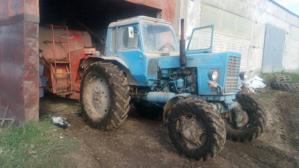 ВВятскополянском районе произошел смертоносный несчастный случай срабочим