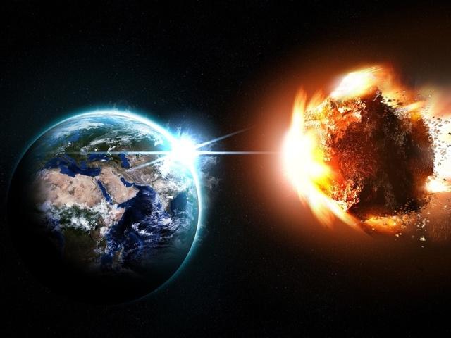 3 объекта летящие к земле фото