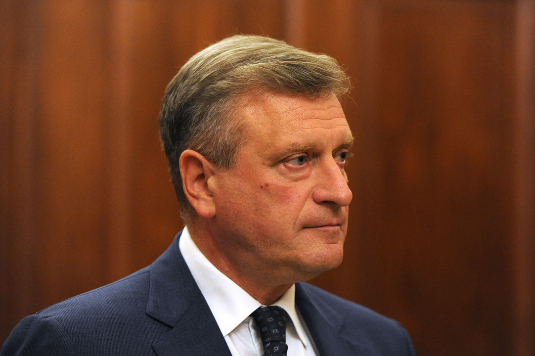 Игорь Васильев опустился врейтинге воздействия глав регионов