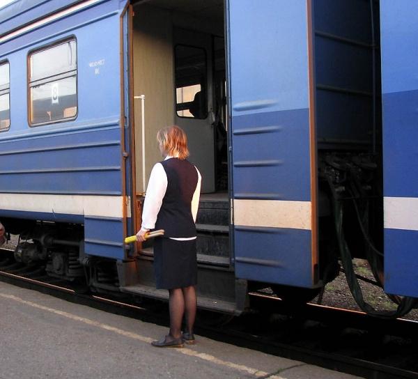 Сажают ли на поезд 106