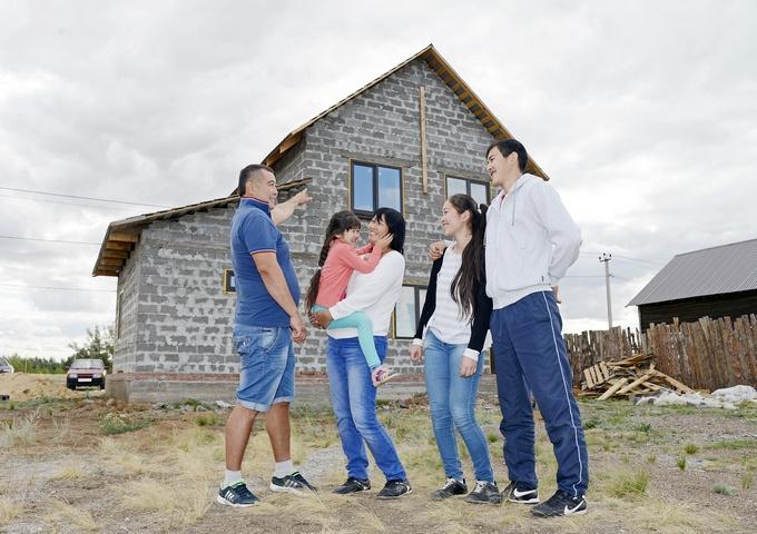 ВКостромской области посчитали выделенные участки для многодетных семей
