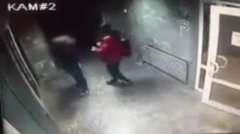 Уголовный розыск ищет преступника, который вырвал удевушки сумку