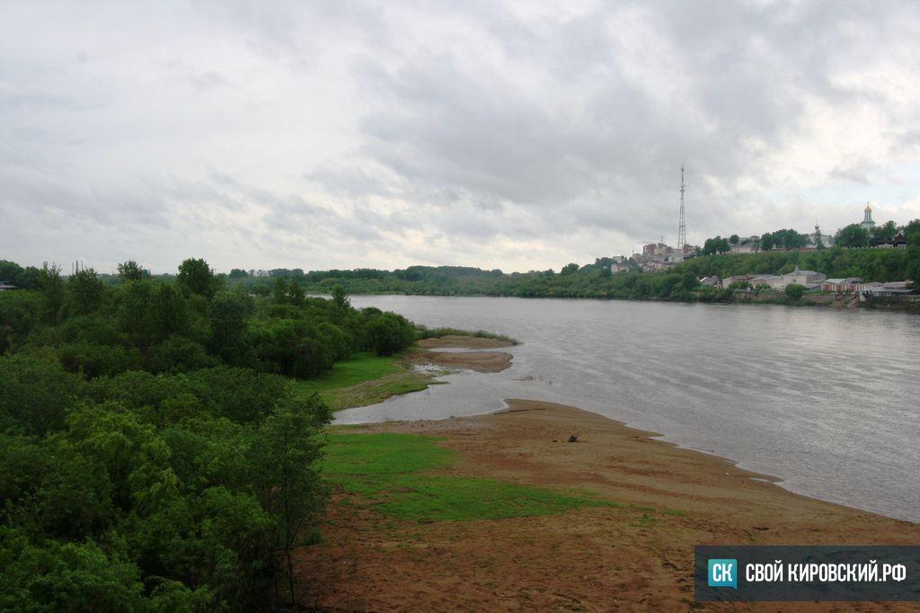 Роспотребнадзор запретил купаться навсех пляжах Костромы