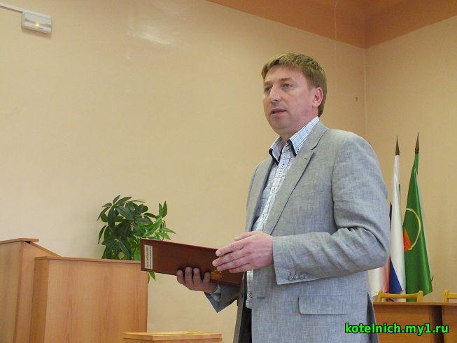 Руководитель Котельнича собирается покинуть собственный пост