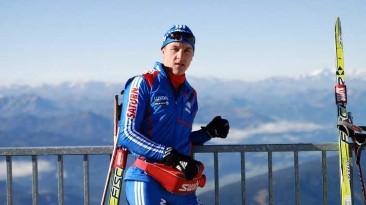 Русский лыжник одержал победу первую вкарьере гонку наэтапе Кубка мира