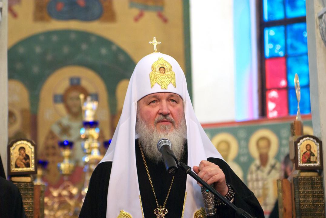 Патриарх Кирилл проведет встречу скировчанами вТрифоновом монастыре