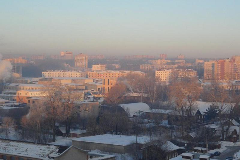 МЧС предупреждает обаномальном похолодании вНижегородской области 23