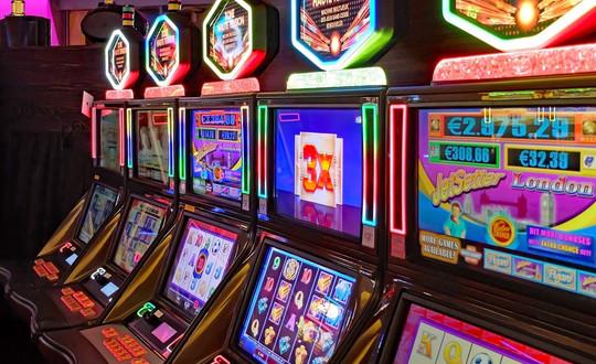 кировские игровые автоматы