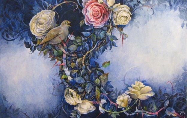 рекомендации Женское краткое содержание соловей и роза два