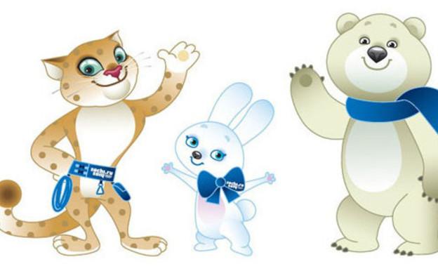 Сочи олимпиада картинки для детей