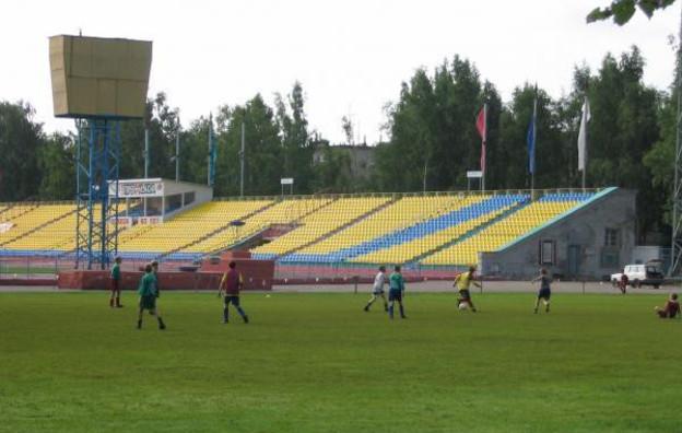 24 августа на стадионе трудовые резервы состоялся спортивный праздник, посвященный