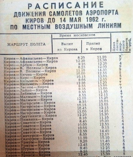 Расписание автобуса киров омутнинск 2016