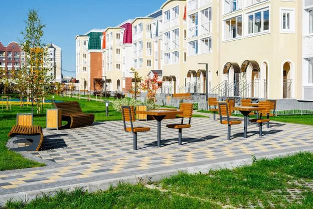 Атмосфера загородной жизни в черте города. Ситихаус как альтернатива частным домам