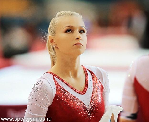 «Красота в спорте». Дарья Спиридонова, спортивная гимнастика