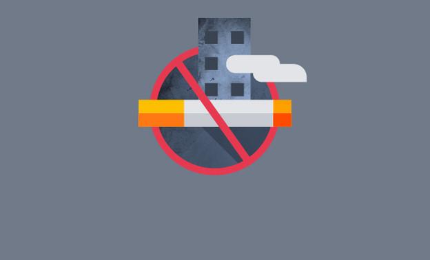 Курение в многоквартирных жилых домах