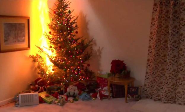 В МЧС напомнили правила безопасности в новогодние праздники