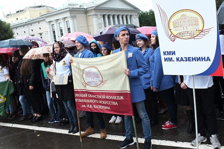 ВДень города вБарнауле пройдёт 1-ый  Парад студенчества