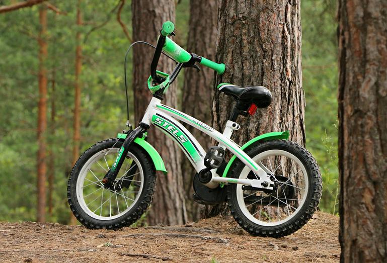 Велосипеды для самых маленьких. Как правильно выбрать велосипед для ребёнка