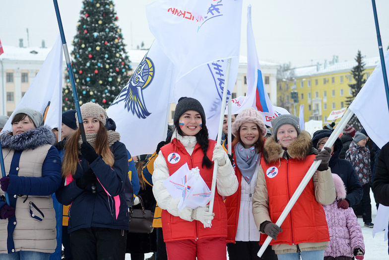 Флаг команды русских олимпийцев наоткрытии Игр-2018 понесет волонтер