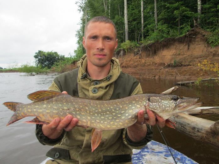 Самые рыбные места в Кировской области