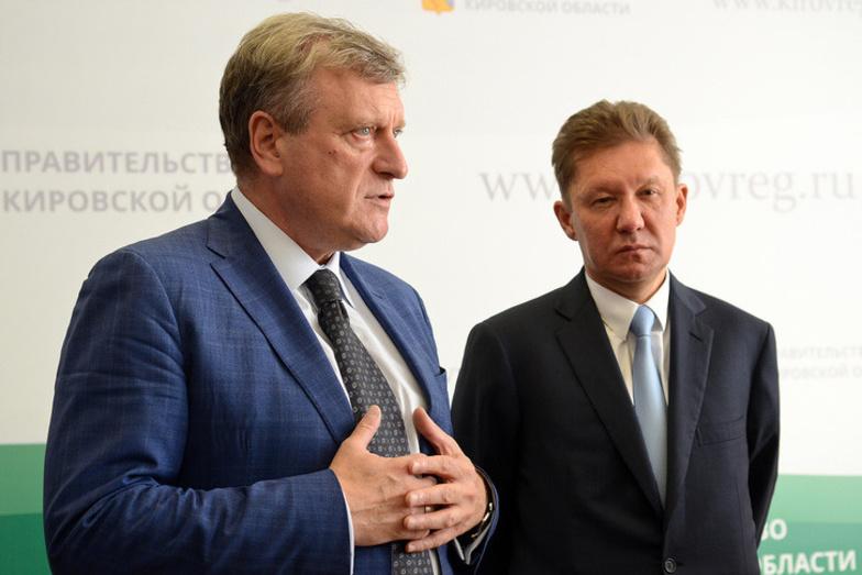 Миллер: программа газификации вКировской области в этом году идет превосходно