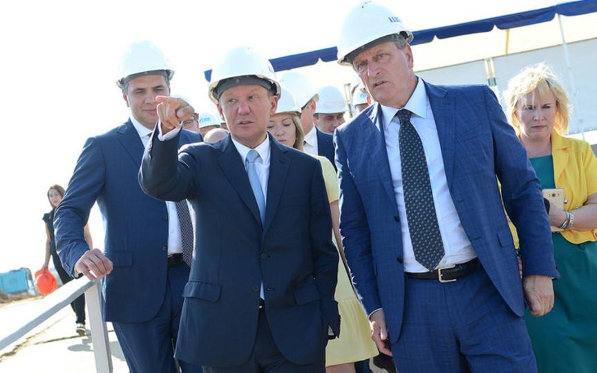 Темпы газификации Кировской области возрастут в1,7 раза— Алексей Миллер